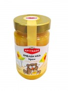 Creamy Polyflora honey 400g