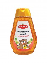 Lime tree honey 500g squeeze