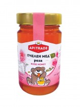 Rose Honey 400g